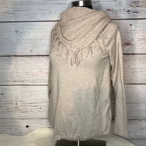 Style and Co Cowl Neck Sweater XS